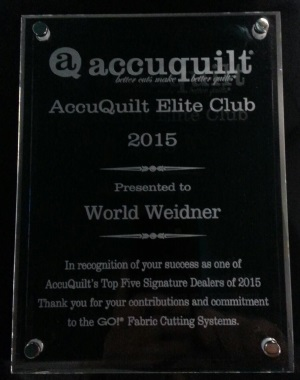 AccuQuilt Signature Dealer