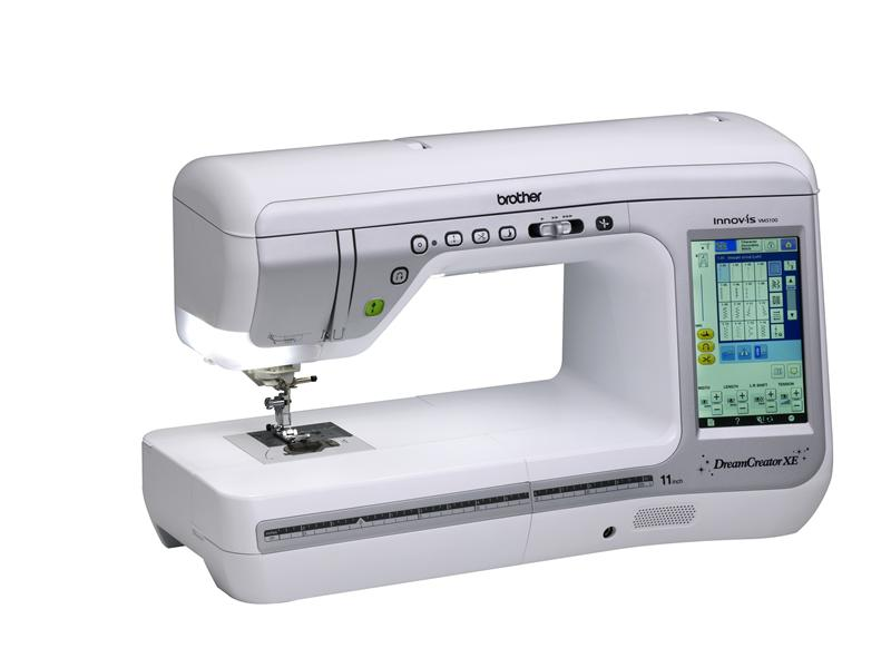 sewing embroidery machine combo