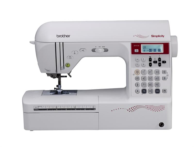 Brother Simplicity Sb4138 Sewing Machine