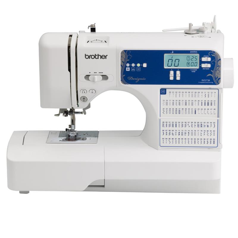Brother Designio Dz2750 Sewing And Quilting Machine