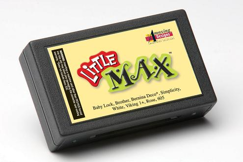 Amazing Designs Little Max Embroidery Reader Writer