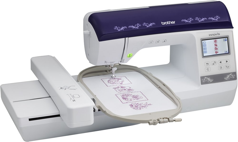BROTHER BP1400E 6x10 Embroidery Machine
