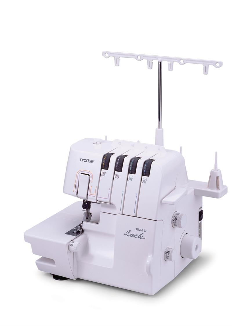 Brother 3034d Serger Sewing Machine