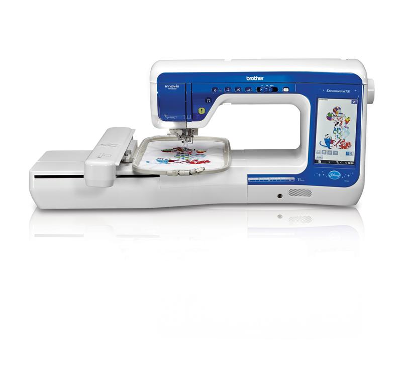 Brother Dreamcreator Xe Vm6200d Embroidery And Sewing