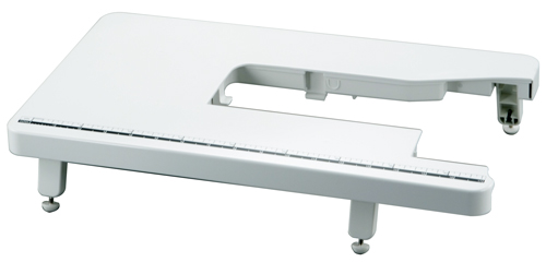 Brother Wide Extension Table With Free-Motion Grip