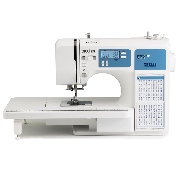Brother XR40 Computerized 40Stitch Sewing Quilting Machine Gorgeous Refurbished Brother Sewing Machine