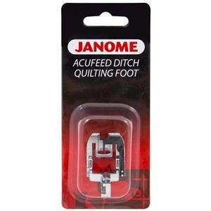 Janome AcuFeed Ditch Quilting Foot : ditch quilting foot - Adamdwight.com